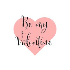 Be my Valentine, Herz
