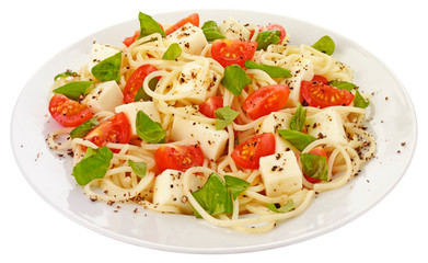 SPAGHETTI CAPRESE CUT OUT