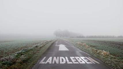 Schild 402 - Landleben