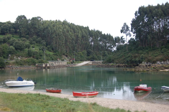 Pequeña bahía