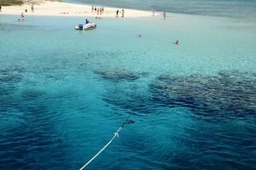 Site de plongée d'Hamata (Sud de l'Egypte)