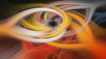 abstrakter Hintergrund in rottönen mit twirl effect