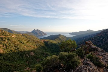 Korsika - Golf von Girolata