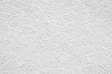 High angle view of snow texture.