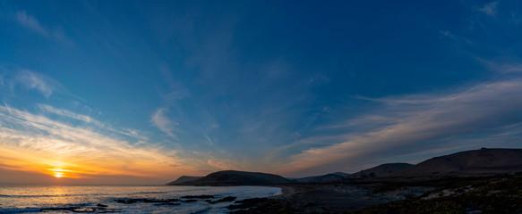 Dramatic Cayucos Sunset, CA