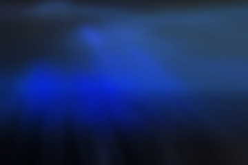 Blue background abstract