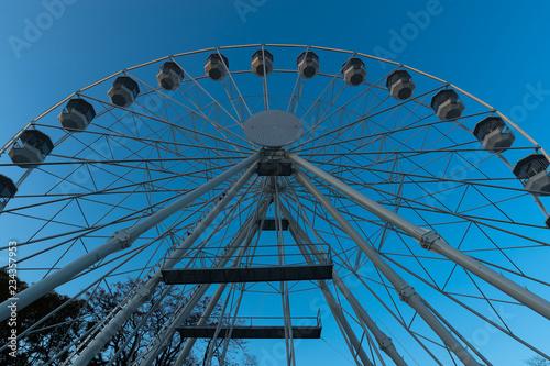 Biggest Ferris Wheel In Brno Czech Republic In Moravske