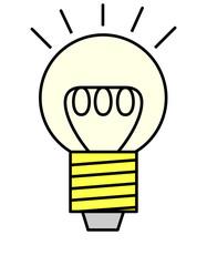 電球線点灯(色)線