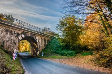 Pont et Forêt en Seine et Marne