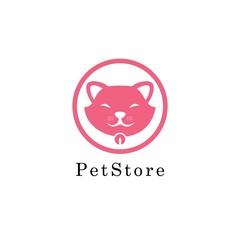 pet store logo template