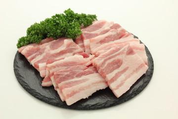 豚バラ肉 スライス