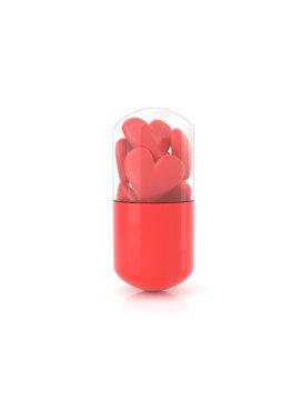 Aphrodisiac pill