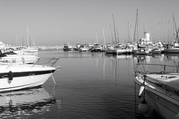 Puerto Deportivo de la Duquesa, Manilva, Andalusia, Spain