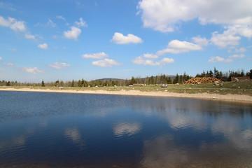 National Park Harz, Wurmberg, neuer See