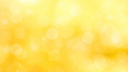 Wall Mural - Yellow background blur,holiday wallpaper