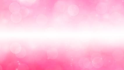 Pink background blur