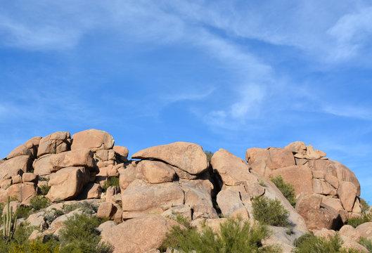 The Boulders in Cave Creek, Maricopa County, Arizona, USA
