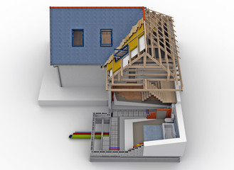 Home construction technical