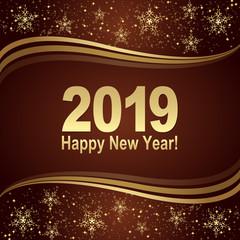 2019 – Happy New Year