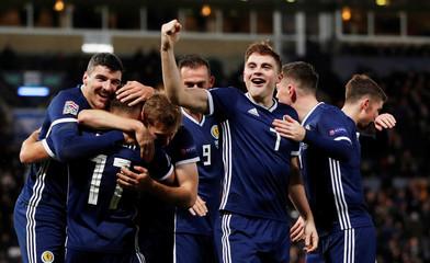 UEFA Nations League - League C - Group 1 - Scotland v Israel