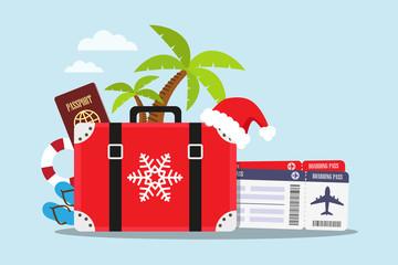 Travel on Christmas holiday