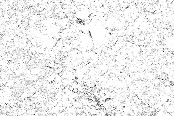 Background of black and white texture. Abstract pattern of monochrome. Pattern of spots, dust, dirt on old surface