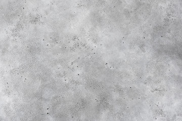 Grey concrete background, texture of grey stone, grey wall. Horizontal, copy space for text