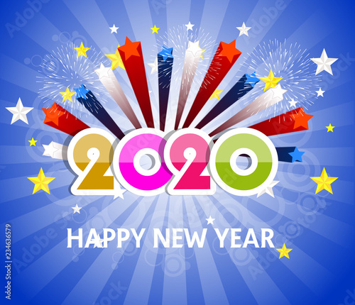 Happy new year 2020 photo gallery