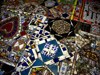 mosaic in barcelona