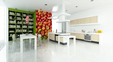 Modern upscale interior tomato