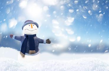 winterland snowman land