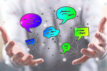Concept of communication network