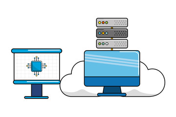Web hosting design