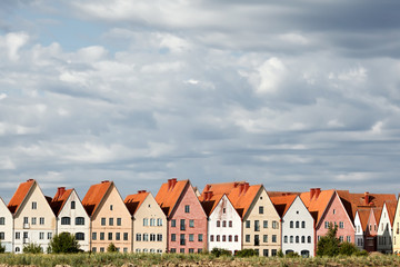 Jakriborg with Rare Houses in South Sweden