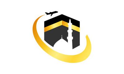 hajj travel logo