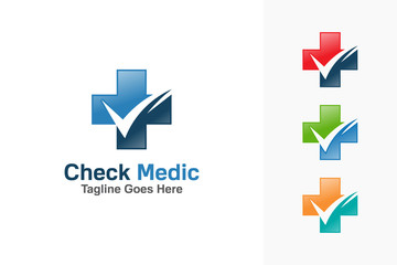 Medical Check Logo