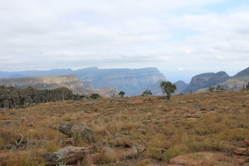 Blyde River Canyon, Drakensberge, Südafrika, Afrika, Johannesburg