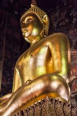 Grand Buddha of the Wat Suthat