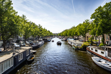 Canal Gracht in Amsterdam