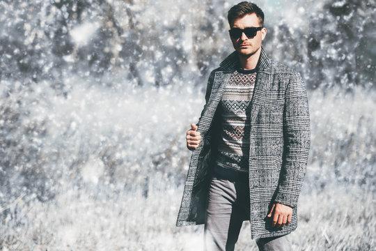 winter fashion for men