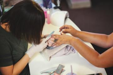 manicure cosmetic service