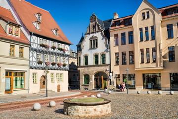 Fotomurales - Köthen, Holzmarkt