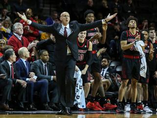 NCAA Basketball: NIT Season Tip-Off-Louisville at Tennessee