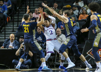 NCAA Basketball: NIT Season Tip-Off-Marquette at Kansas