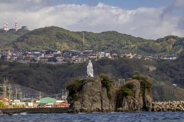 岬のマリア像