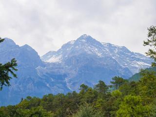 Blue Moon Valley in Jade Dragon Snow Mountain