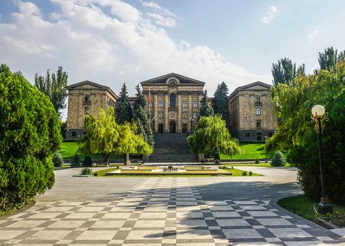 Yerevan National Parliament