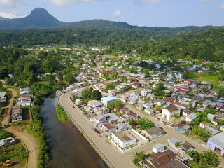 Santo Antonio town, Principe, Sao Tome & Principe