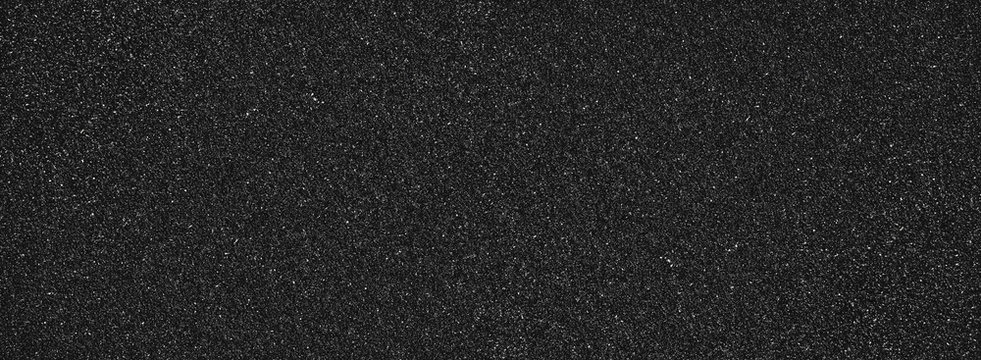 New asphalt texture background. Top view