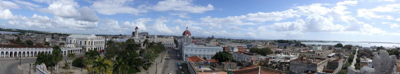 Kuba- Cienfuegos- eine Zeitreise